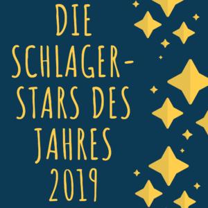 Die Schlagerstars des Jahres 2019 - bestimmt von Kaiser & Vogel! Podcast