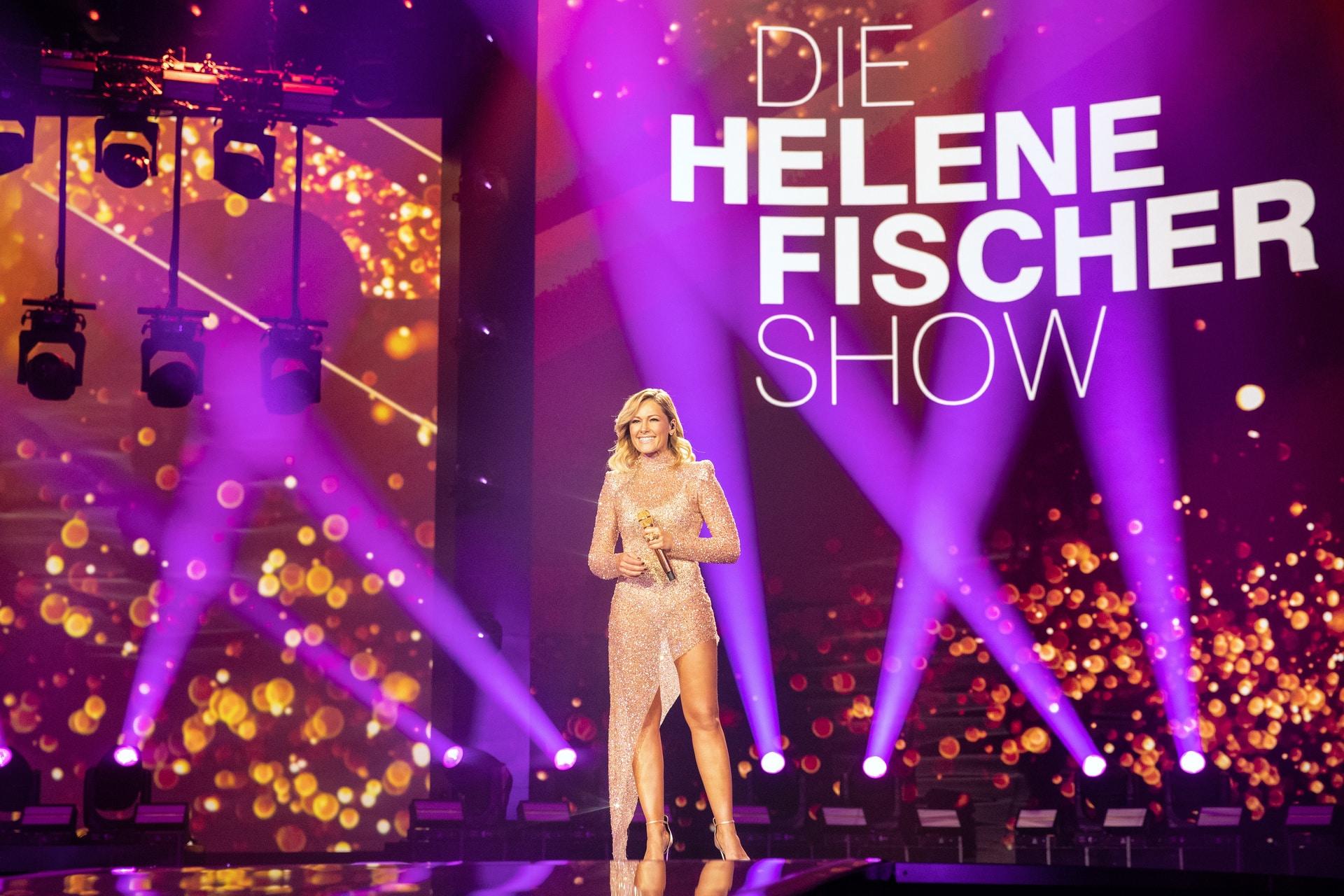 Helene Fischer Show 2019: Im Live-Stream mit tollen Gästen!