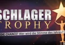 Die Schlager-Trophy 2020 - Jetzt bewerben