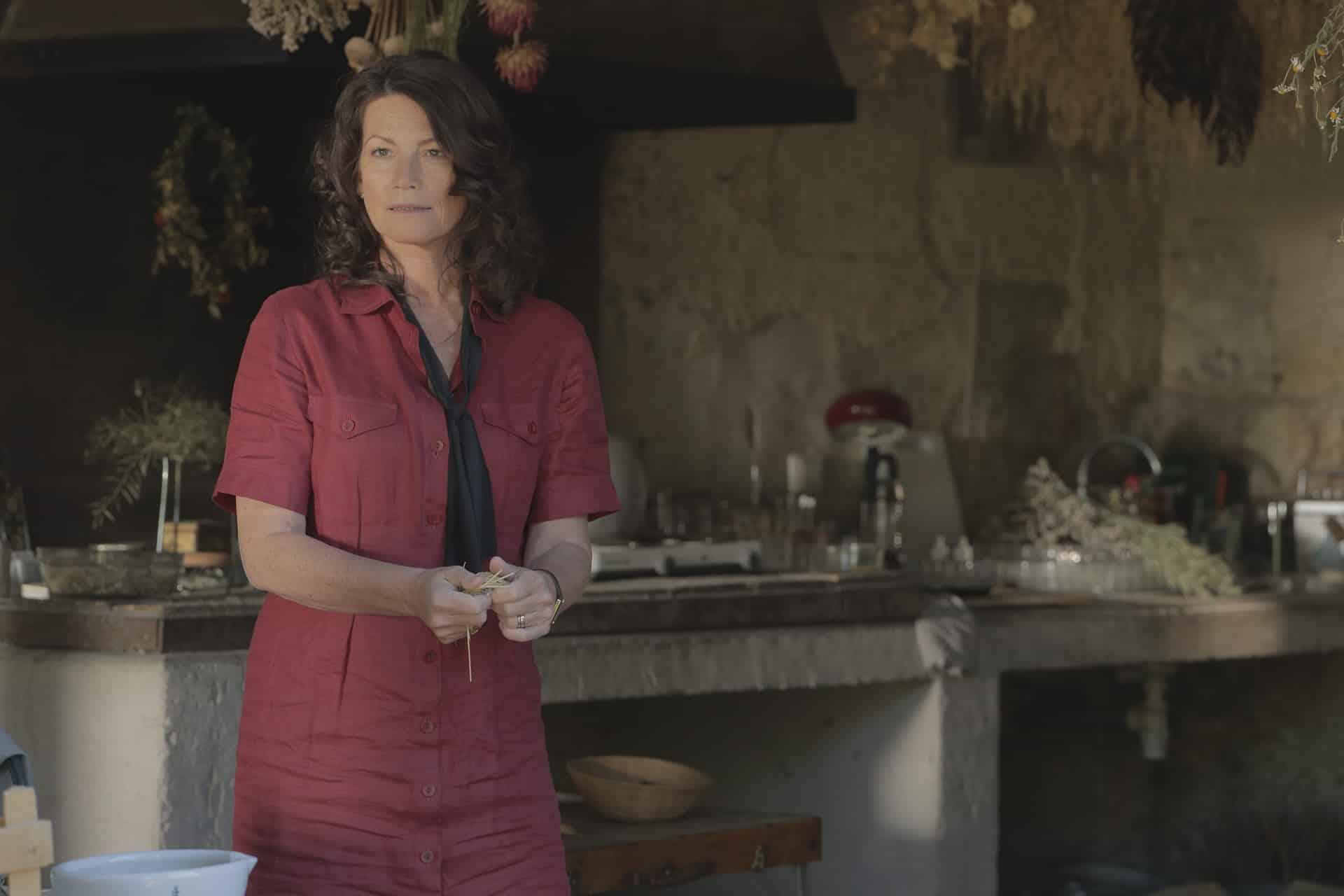 Ein Tisch in der Provence Hoffnung auf Heilung