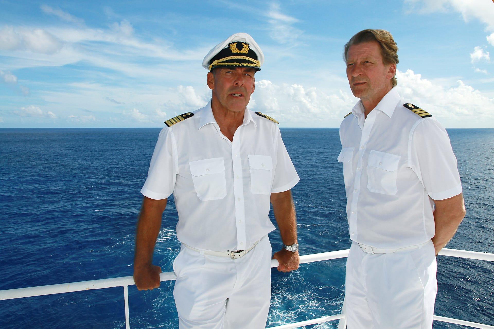 Das Traumschiff ohne Florian Silbereisen am 28.06. ab 20:15 Uhr im ZDF