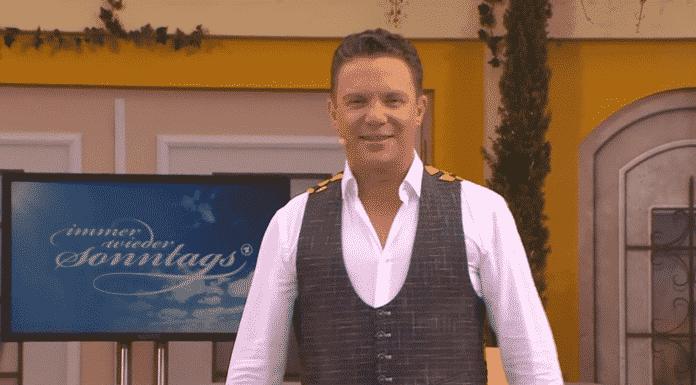 """""""Immer wieder sonntags"""" am 05. Juli LIVE in der ARD - alle Gäste & Stars!"""