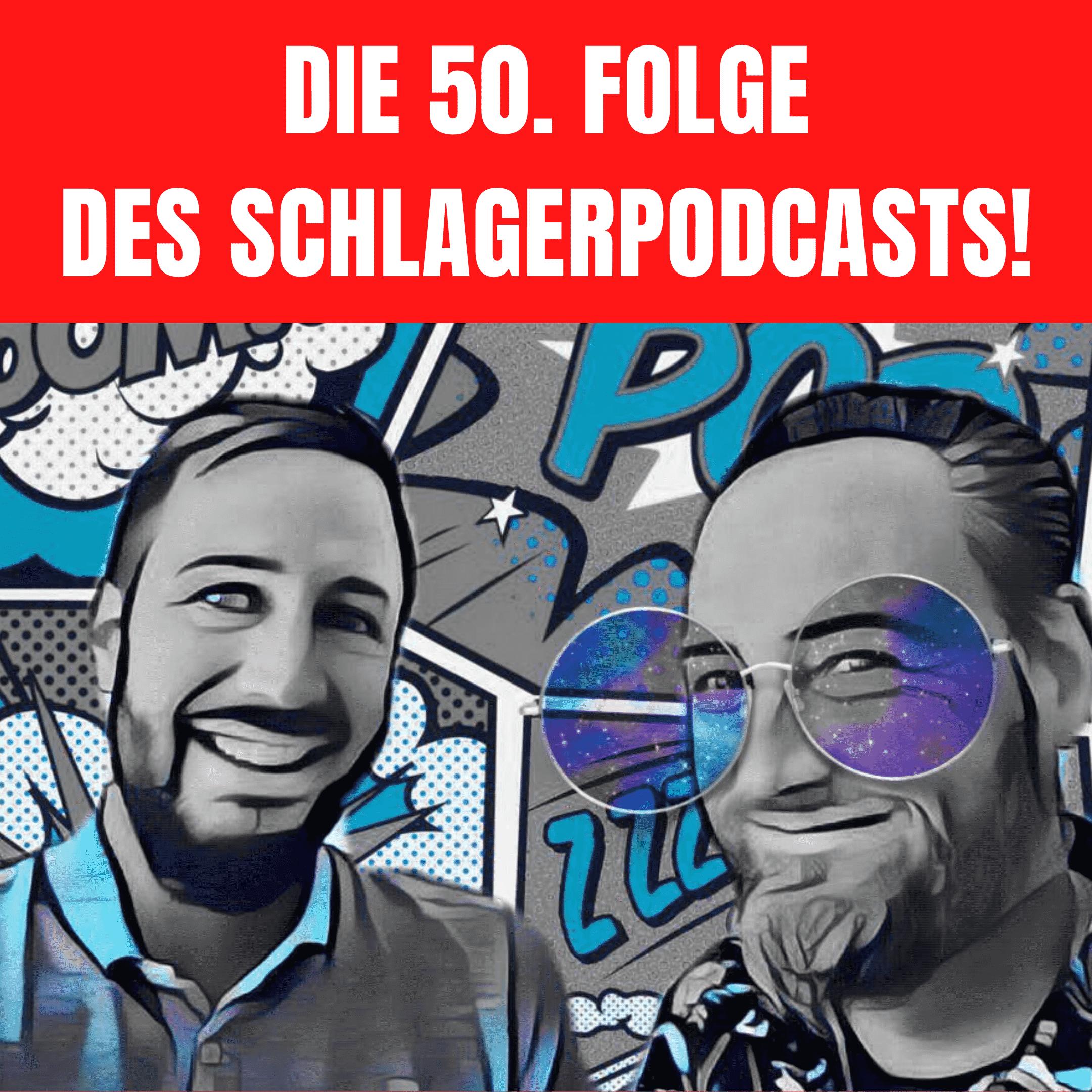 Schlager-Podcast mit Kaiser & Vogel