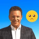 Traurig: Schlagerstar Stefan Mross - ausgebremst durch Corona