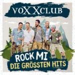 """voXXclub """"Rock Mi - Die größten Hits"""" - das Best of Album ab 18.09.2020"""