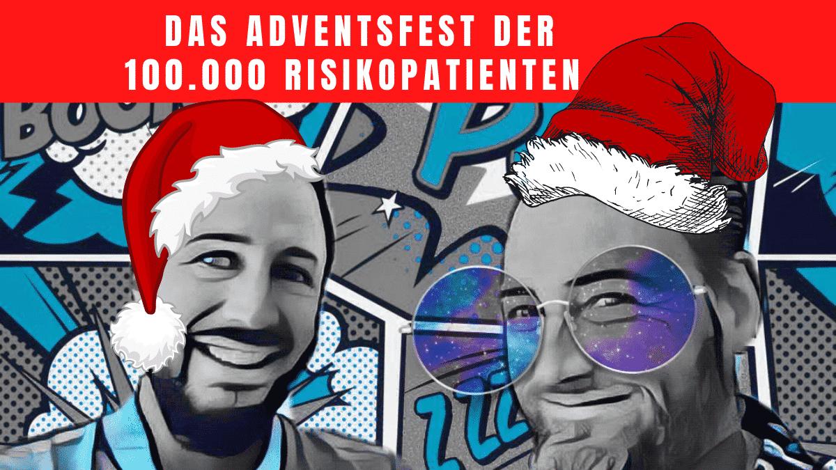 Das Adventsfest der 100.000 Risikopatienten mit Kaiser & Vogel