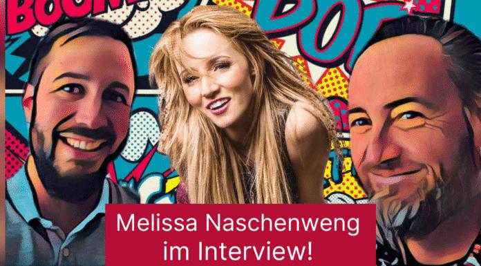 Melissa Naschenweng: Als Nummer 1 im Schlagerpodcast!