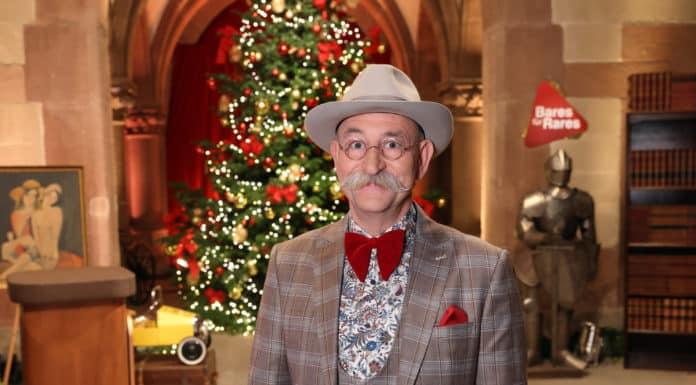 Bares für Rares mit Horst Lichter feiert Weihnachten am 16.12. im ZDF