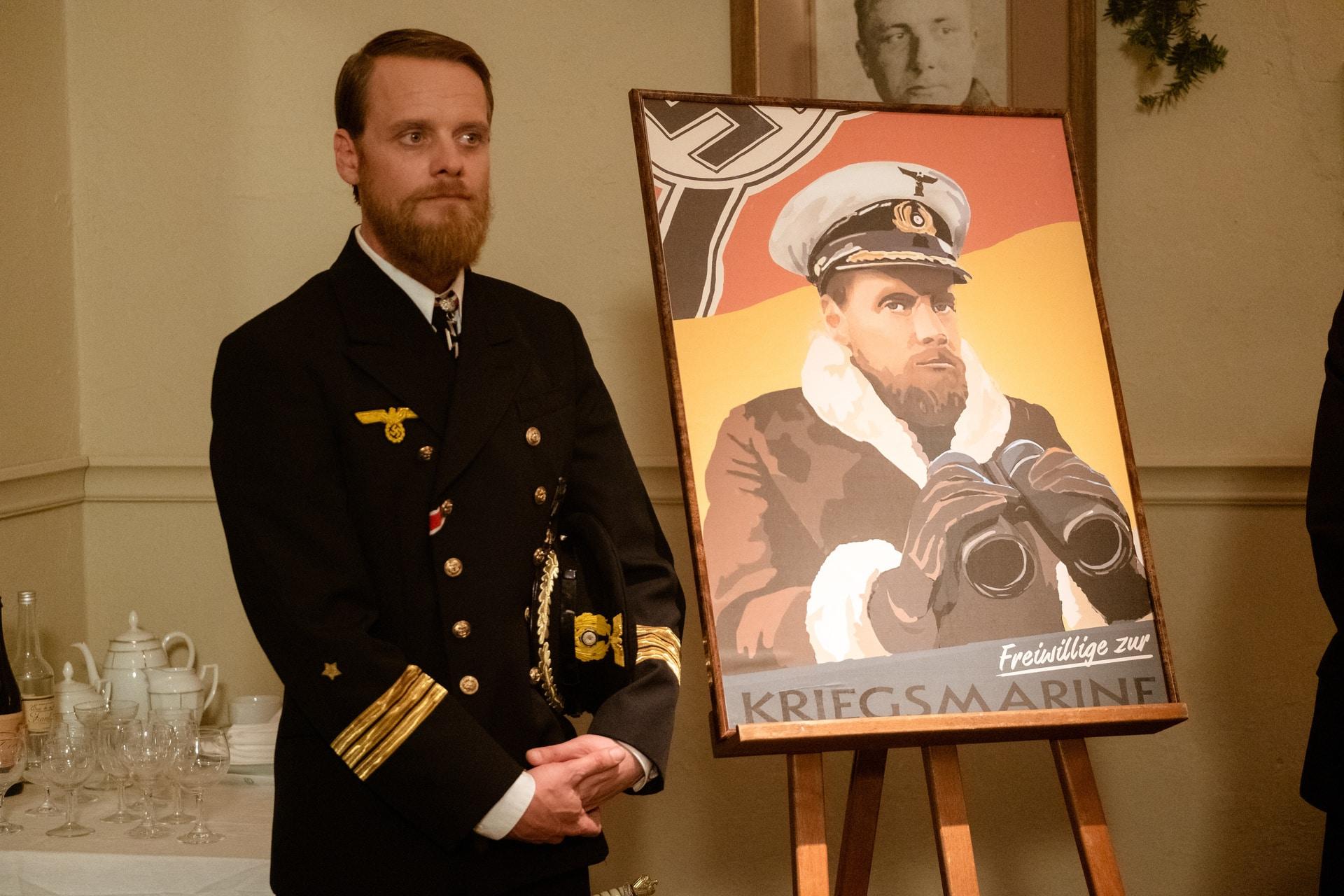 Das Boot - erster Teil der Serie am 27.12. um 20:15 Uhr im ZDF