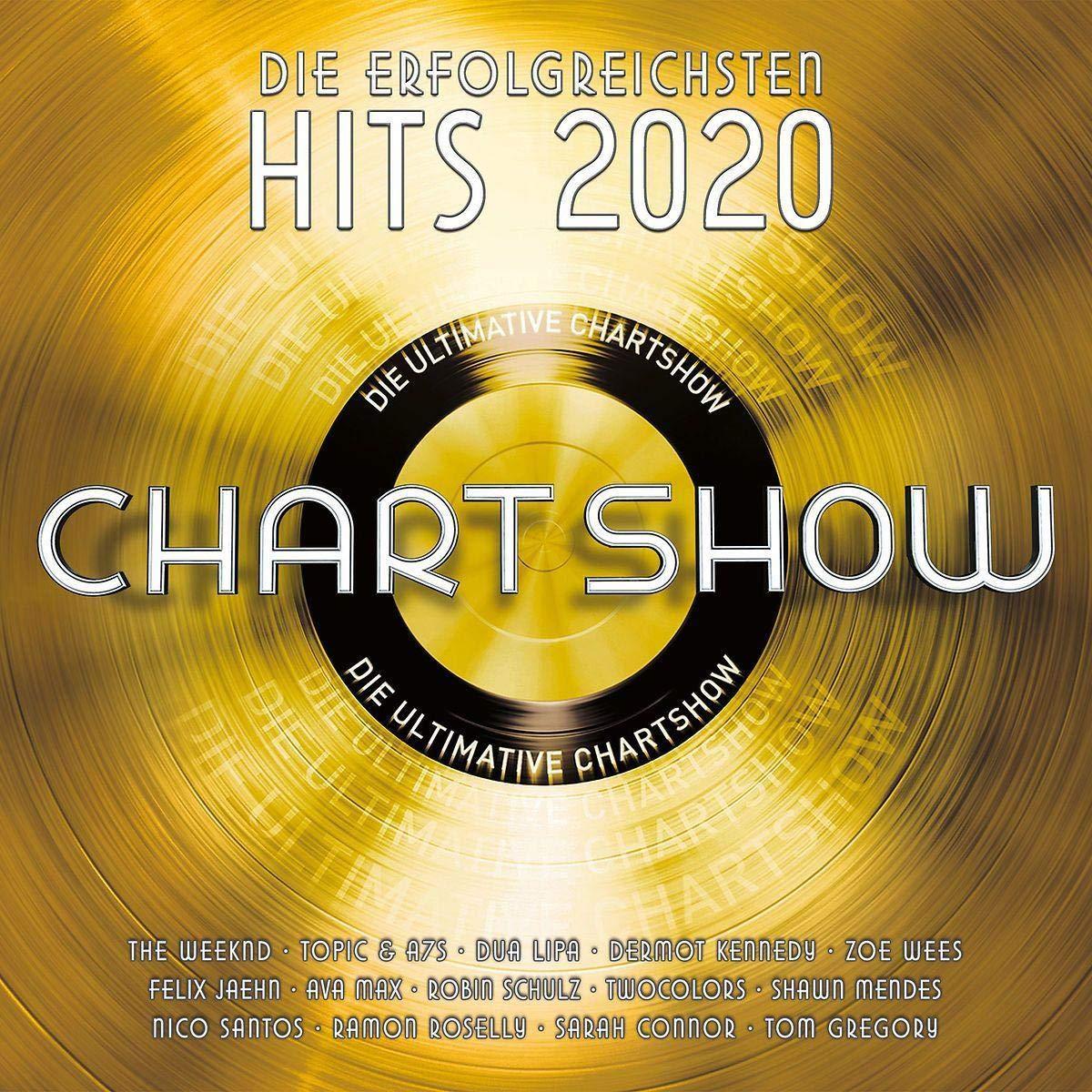 Die ultimative Chartshow - Best of 2020 - am 18.12. ab 20:15 Uhr bei RTL