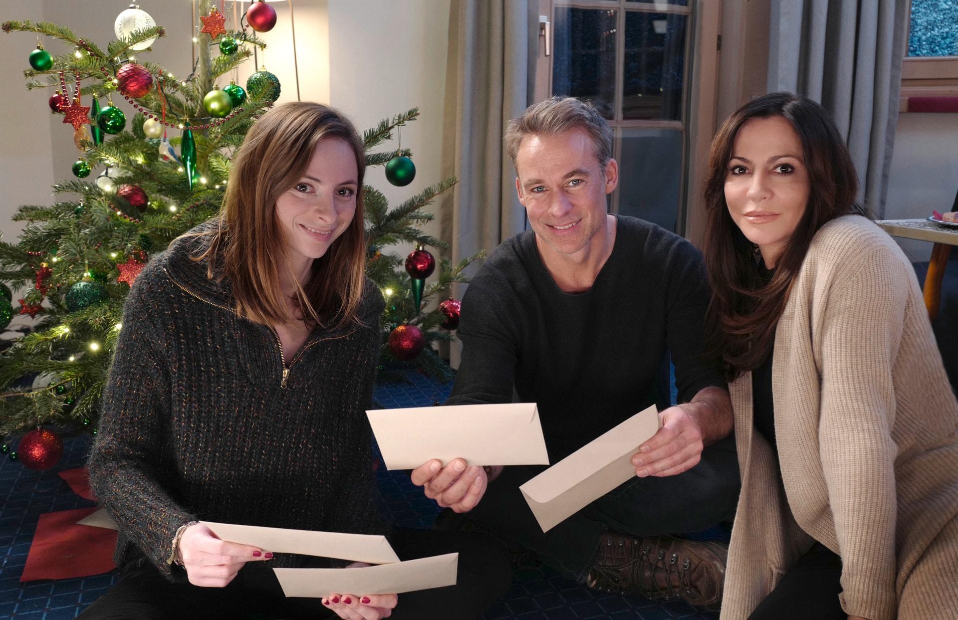Frühling - Weihnachtswunder mit Simone Thomalla im ZDF!
