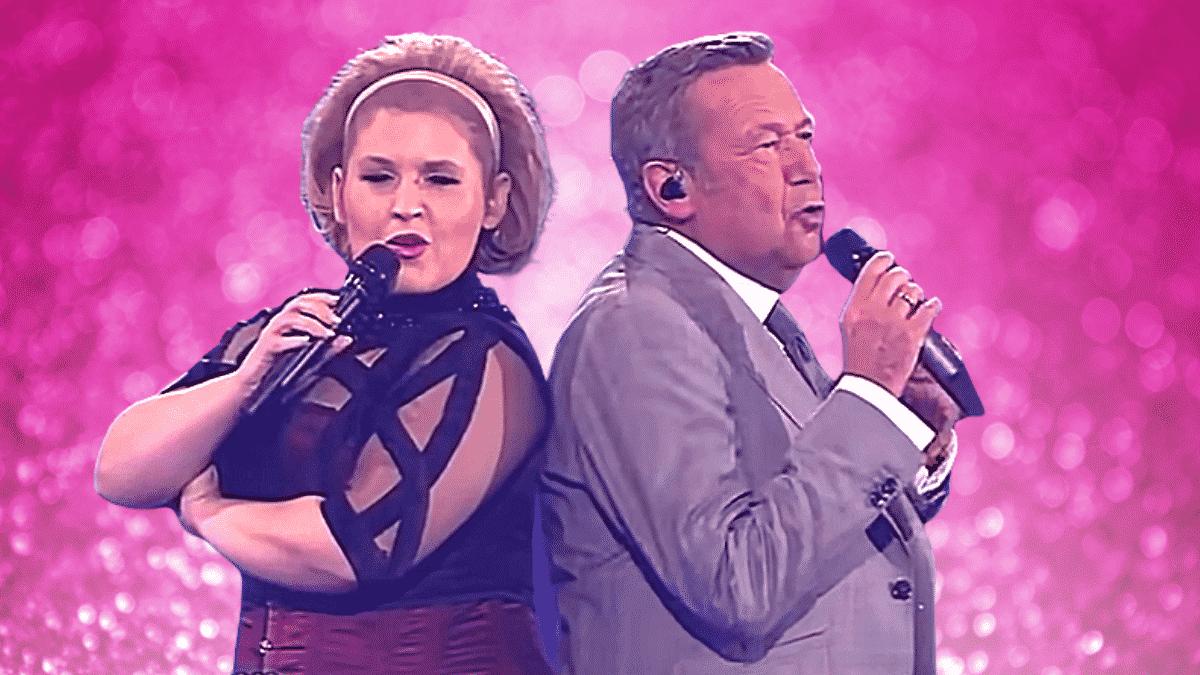 Roland Kaiser & Maite Kelly begeistern 130 Millionen Fans!!!