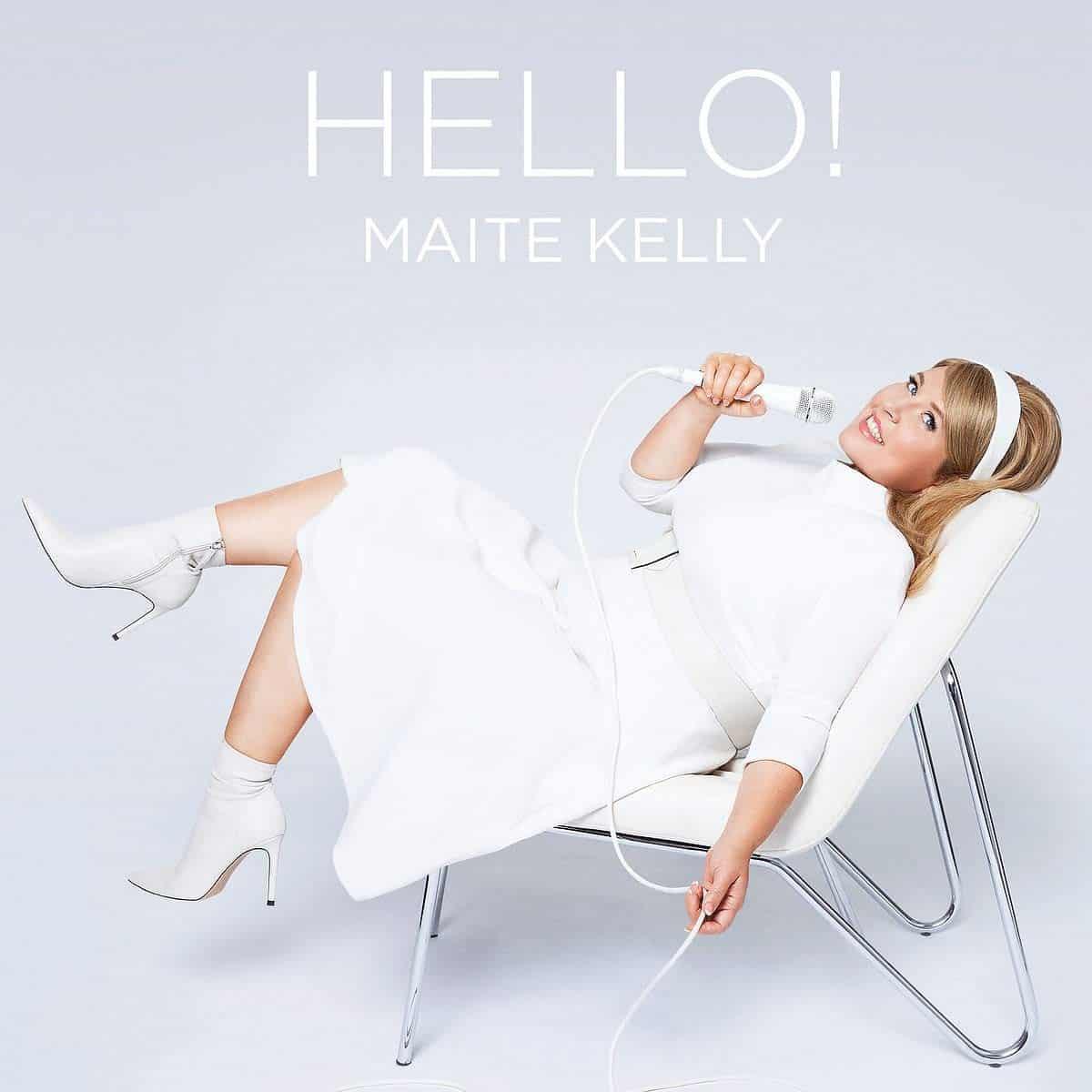 Maite Kelly - neues Album Hello! Cover