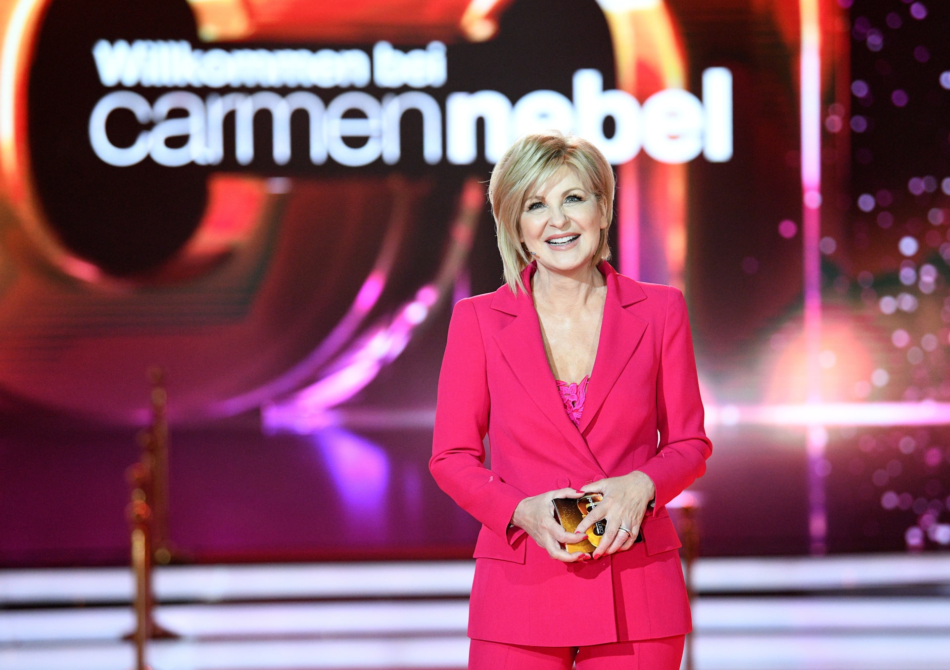 """Willkommen bei Carmen Nebel"" am 13.03.2021 im ZDF - Gäste & Stars"