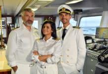 Das Traumschiff mit Florian Silbereisen an Ostern um 20:15 Uhr im ZDF