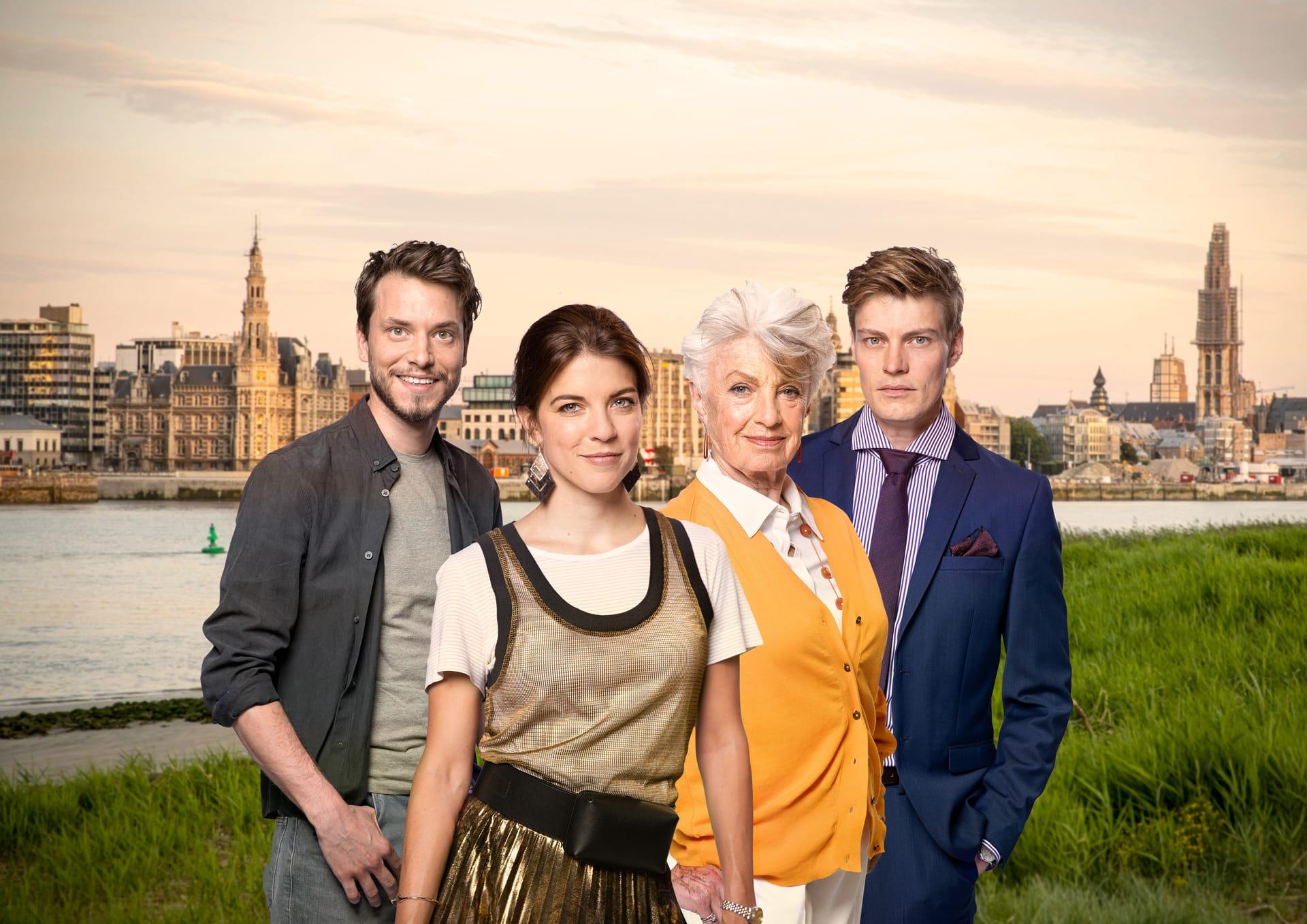 """Liebesfilm: """"Ein Sommer in Antwerpen"""" am 25.04. ab 20:15 Uhr im ZDF!"""