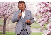 """Andy Borg präsentiert """"Schlagerspass"""" am 08.05. um 20:15 Uhr im SWR"""