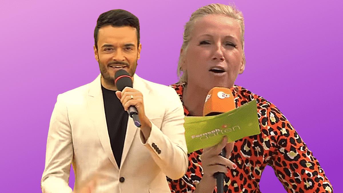 Giovanni Zarrella folgt Andrea Kiewel am Sonntag im ZDF