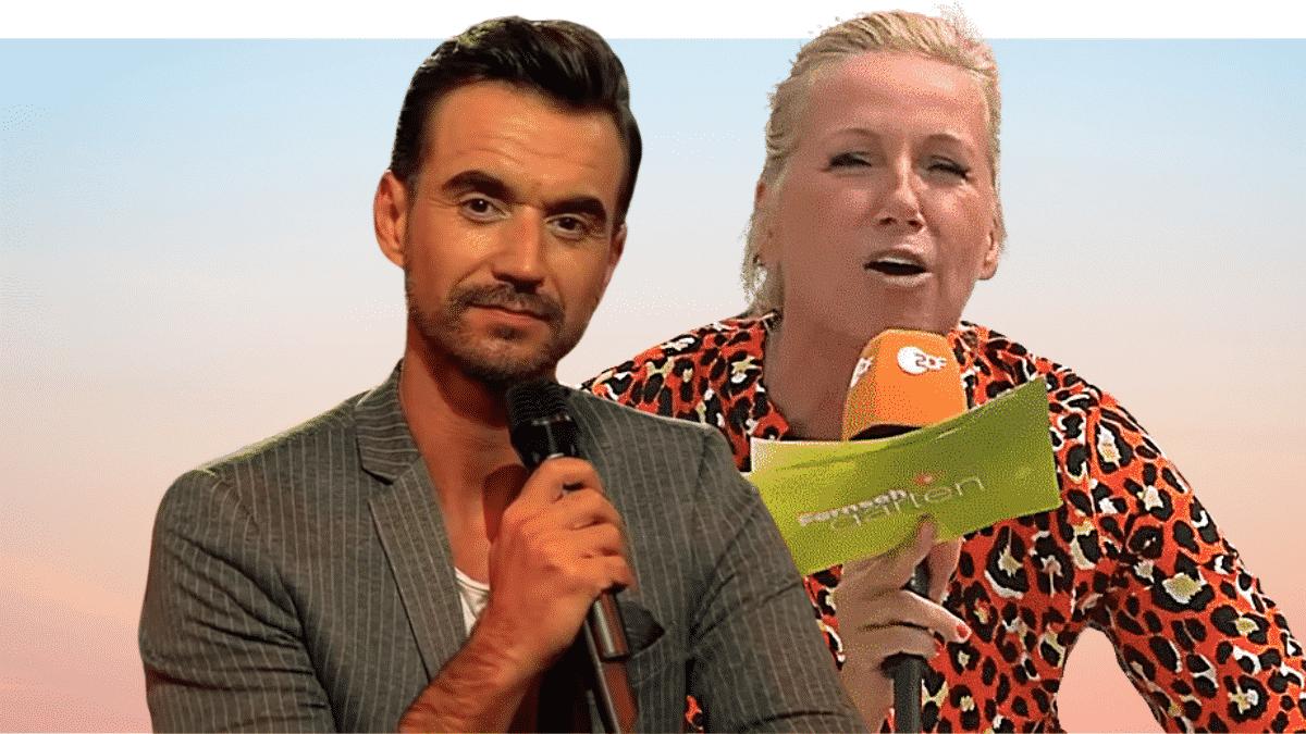 Nur Florian Silbereisen kann den ZDF-Fernsehgarten retten