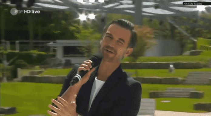 Florian Silbereisen & Thomas Anders beim ZDF-Fernsehgarten - Video!
