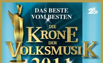 Die Krone der Volksmusik - das Beste aus 15 Jahren am 15.06. im MDR