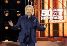 50 Jahre ZDF-Hitparade mit Thomas Gottschalk am 10.07. im TV