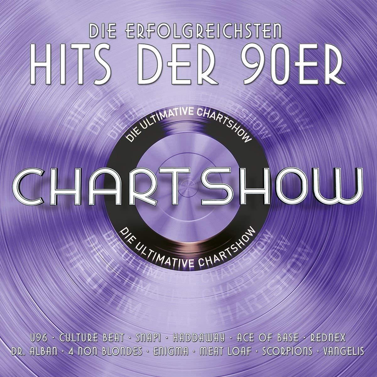 die ultimative chartshow die 90er