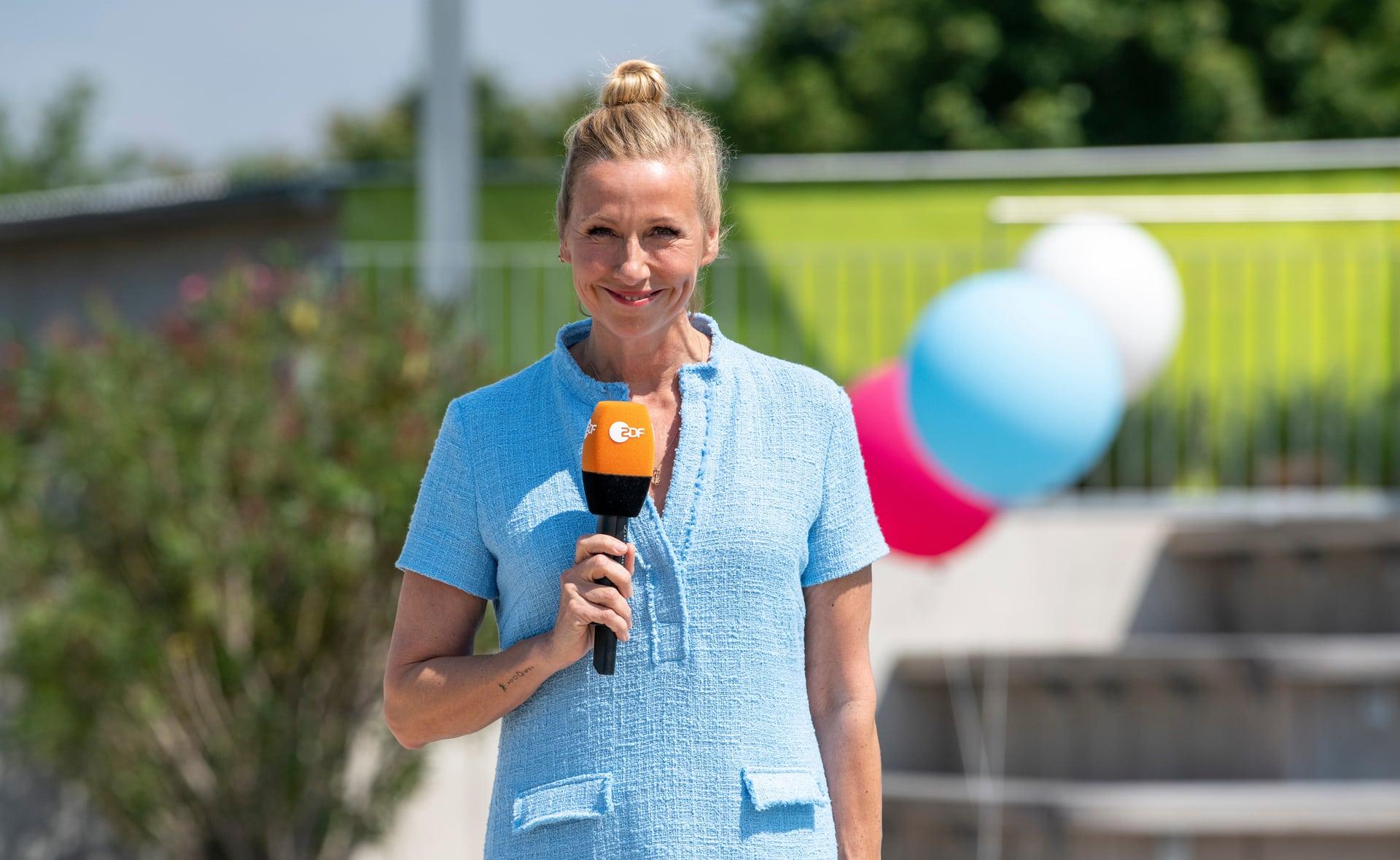 ZDF-Fernsehgarten 2021 mit Andrea Kiewel