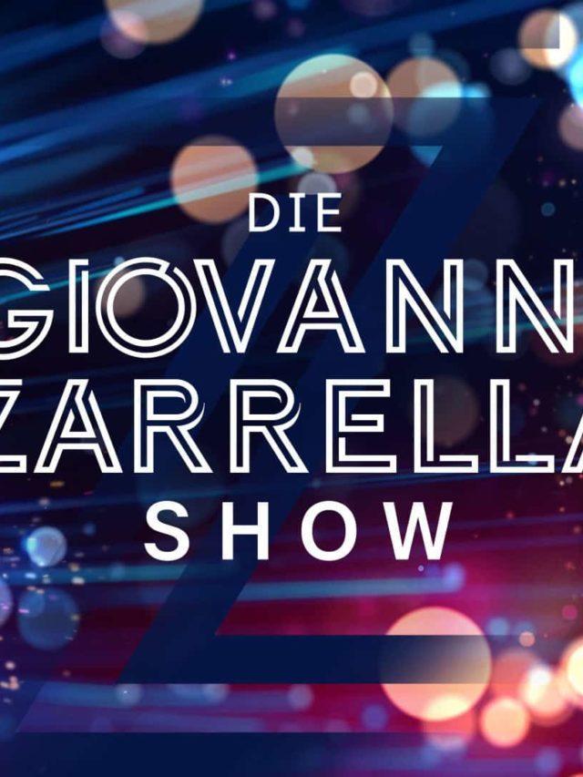 """""""Die Giovanni Zarrella Show"""" im ZDF – alle Gäste, News & Stars!"""