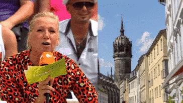 ZDF-Fernsehgarten heute ab 12:00 live Uhr aus Wittenberg